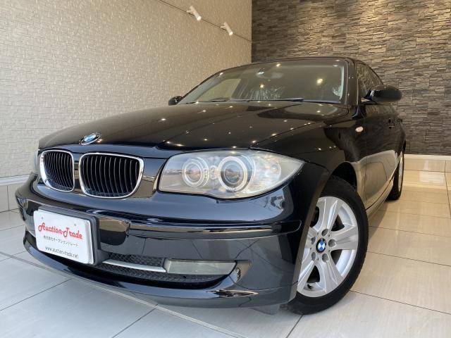 BMW 120i 15インチAW ETC 純正オーディオ Pシート