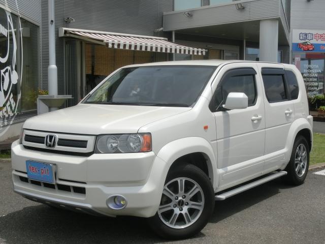 「ホンダ」「クロスロード」「SUV・クロカン」「千葉県」の中古車