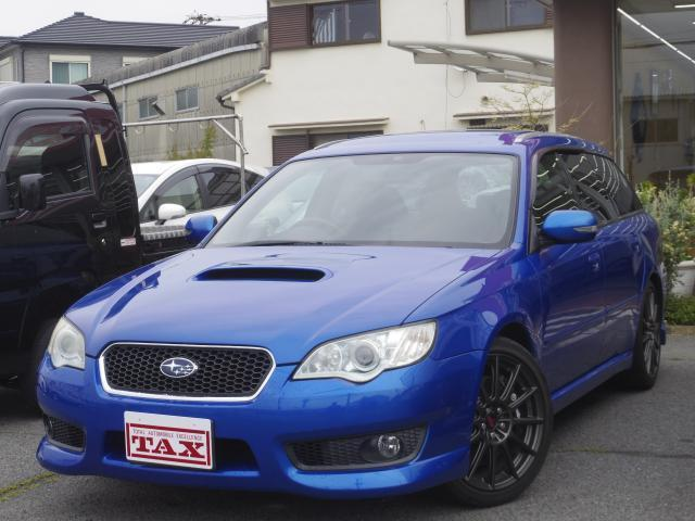 スバル tuned by STI
