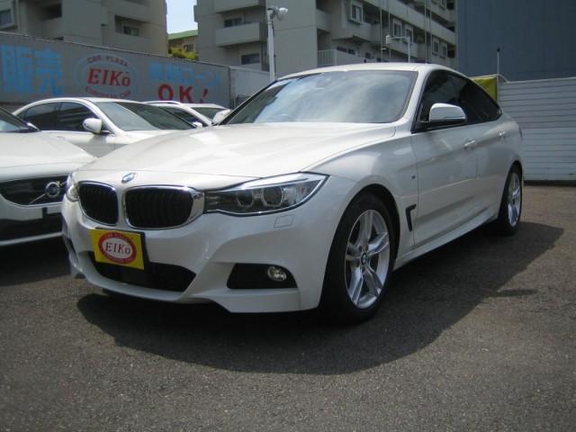 BMW 320iグランツーリスモ Mスポーツ ナビ地デジ Bカメラ