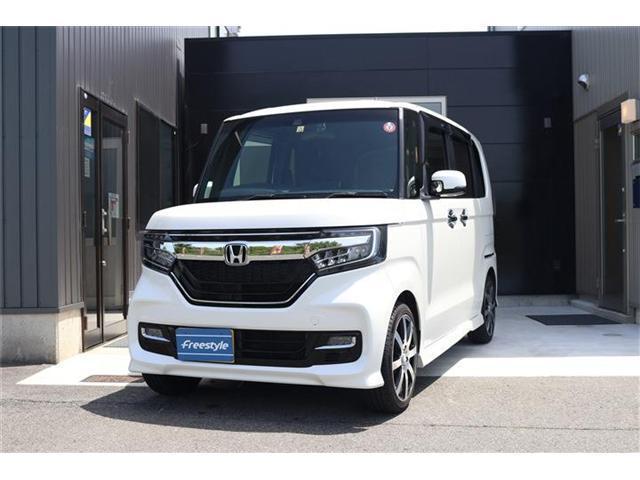 ホンダ N-BOXカスタム G・L HondaSENSING