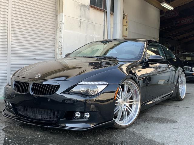 BMW 6シリーズ 645Ci フルカスタム車両
