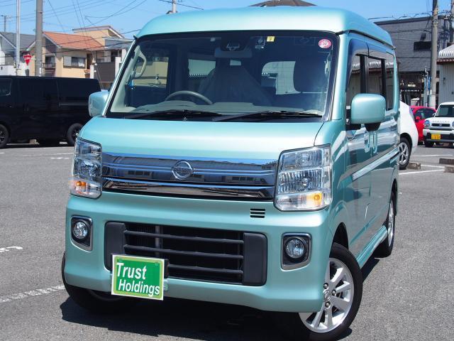 日産 660 E 衝突軽減/パワスラ/DVD/Bluetooth