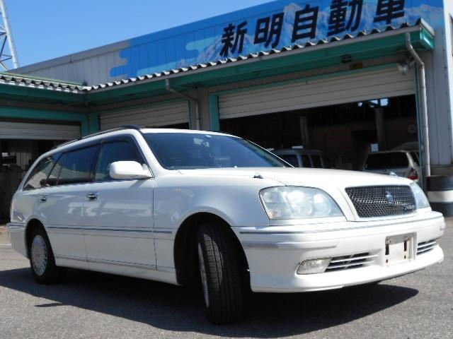 TOYOTA CROWN ESTATE
