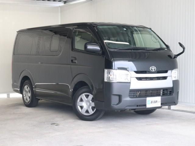 トヨタ ロングDX ディーゼルターボ SDナビTV Bモニター