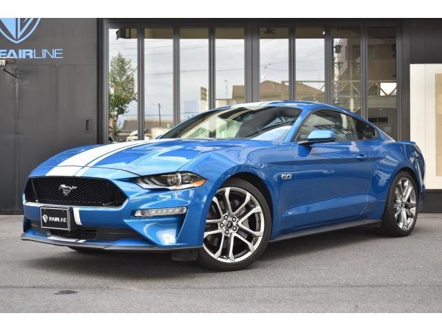 フォード マスタング V8 GT プレミアム GTライン 液晶メーターパネル