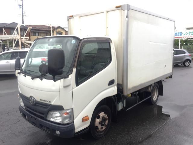 トヨタ  冷凍車 -7℃設定