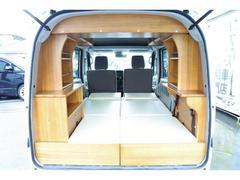 NV100クリッパーバンGX 1年間1万キロ無償保証 軽キャン 車中泊2名就寝可