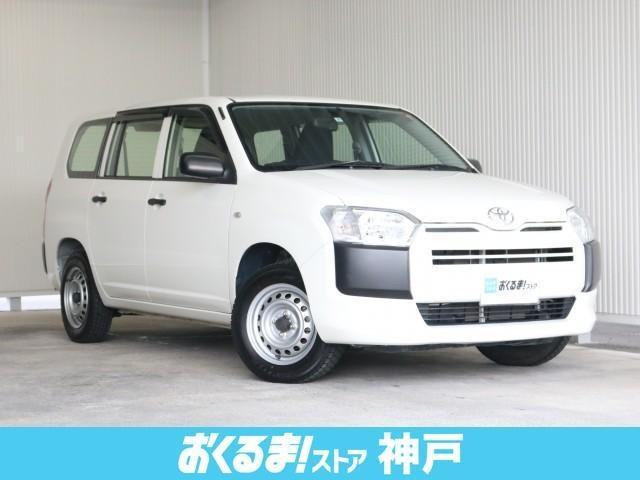 トヨタ プロボックス DXコンフォート 4WD 純正ETC オーディオ