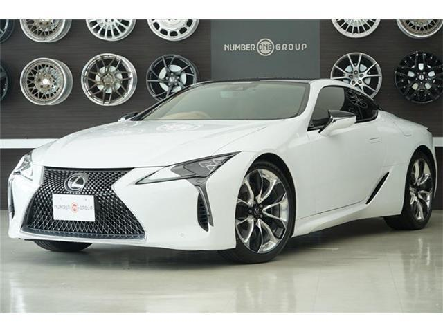 LC500 Lパッケージ パノラマ OP21AW オーカー