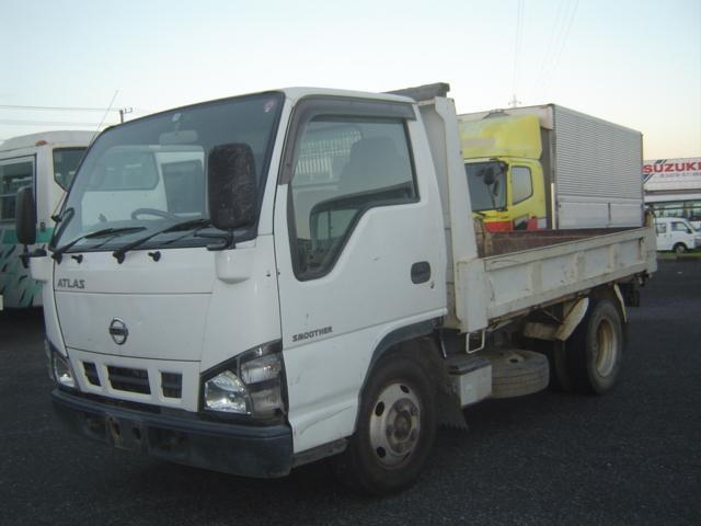 日産 アトラストラック NO.4676 ダンプ 2t