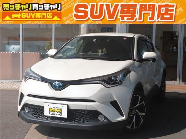 トヨタ C-HR G 社外ナビ フルセグTV