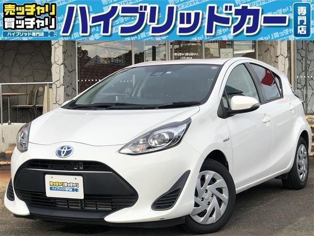 トヨタ S 社外SDナビ 地デジTV