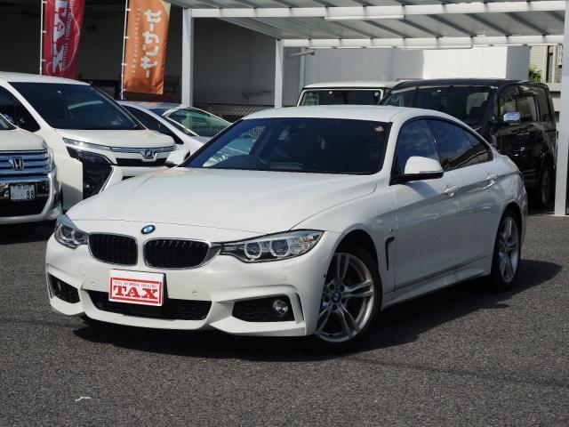 BMW 420i グランクーペMスポーツ
