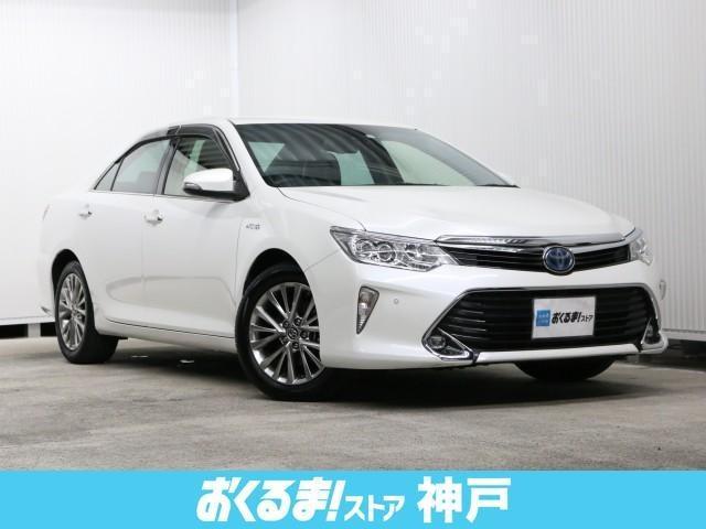 トヨタ ハイブリッド Gパッケージ・プレミアムブラック ナビ