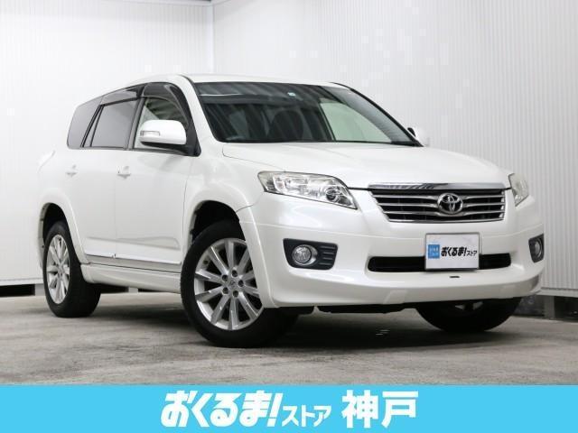 「トヨタ」「ヴァンガード」「SUV・クロカン」「兵庫県」「おくるま!ストア 神戸」の中古車
