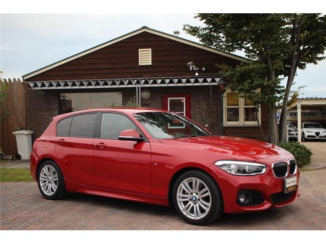 BMW 1シリーズ 118i Mスポーツ 純正ナビ バックカメラ フルセグ Bソナー
