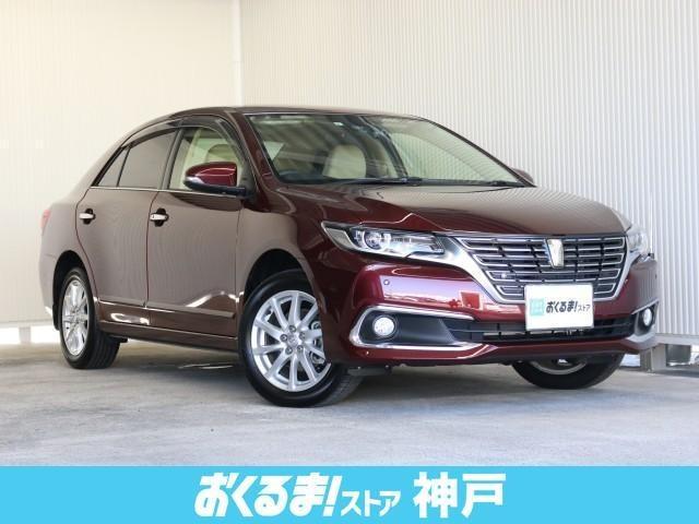 「トヨタ」「プレミオ」「セダン」「兵庫県」「おくるま!ストア 神戸」の中古車