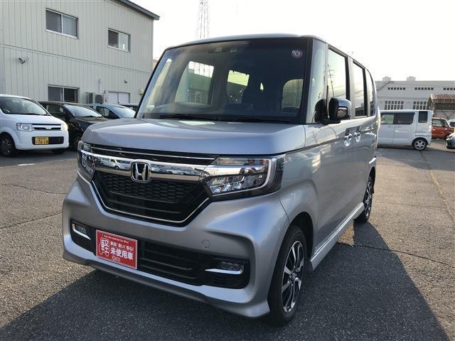 ホンダ N-BOXカスタム GL HondaSENSING 4WD