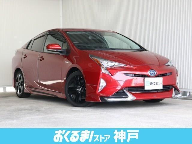 トヨタ Aプレミアム ツーリングセレクション モデリスタエアロ