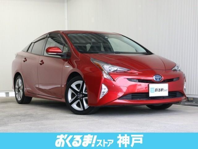 トヨタ Aツーリングセレクション 黒革調シート