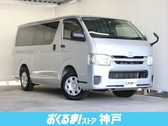トヨタ ロングDX GLパッケージ 6人乗り メモリーナビ TV