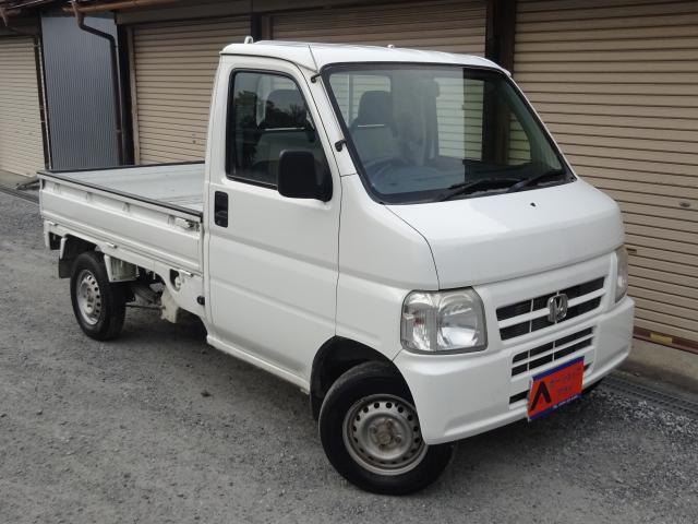 ホンダ アクティトラック  4WD 5速マニュアル エアコン