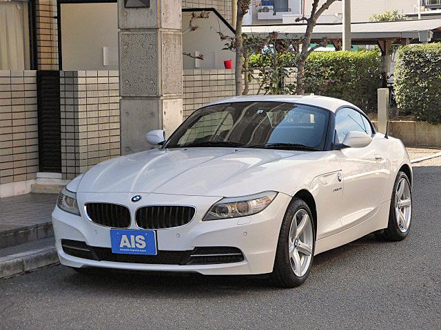 BMW Z4 sDrive20i 純正ナビ ミラー内蔵ETC キセノンヘッドライト パドルシフト 17インチAW