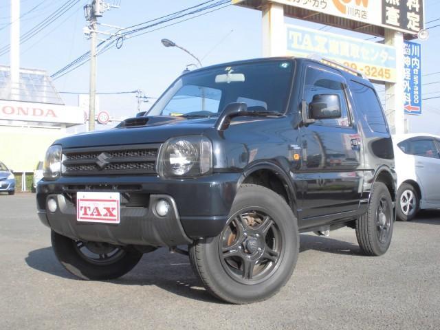 スズキ ワイルドウインド 4WD ナビ TV ETC