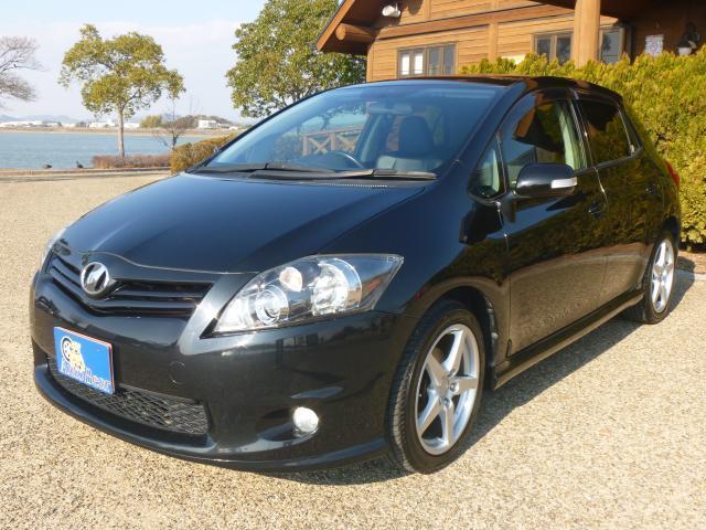 トヨタ RS 外品17インチアルミ/HID/プッシュスタート/スマートキー/CD/