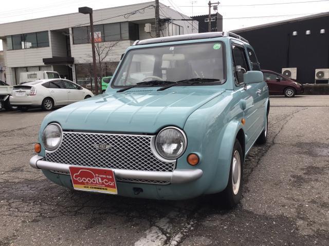 パオ(日産) キャンバストップ 中古車画像