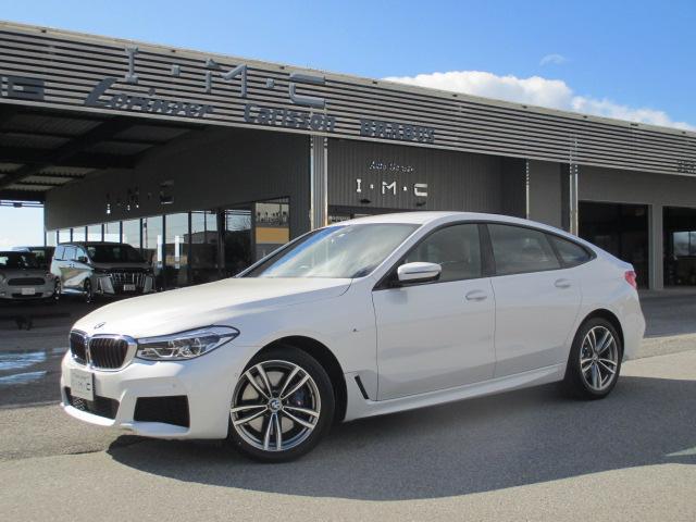 BMW 6シリーズ 630i グランツーリスモ Mスポーツ 純正ナビ&フルセグTV&360℃カメラ 本革シート スマートキー ACC インテリジェントS レーンディパージャーW エアシート&ヒーター アクティブLEDライト ドアクロージャー オートトランク