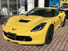 シボレーコルベット グランスポーツ 3LTワンオーナ車アップルカープレイナビTVバックカメラETCドライブレコーダー