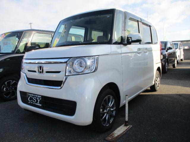 ホンダ N-BOX G・Lホンダセンシング 4WD 片側電動ドア シートヒーター レーダークルーズ