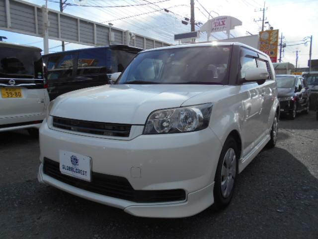 トヨタ 1.5X エアロツアラー キーレス・ナビ