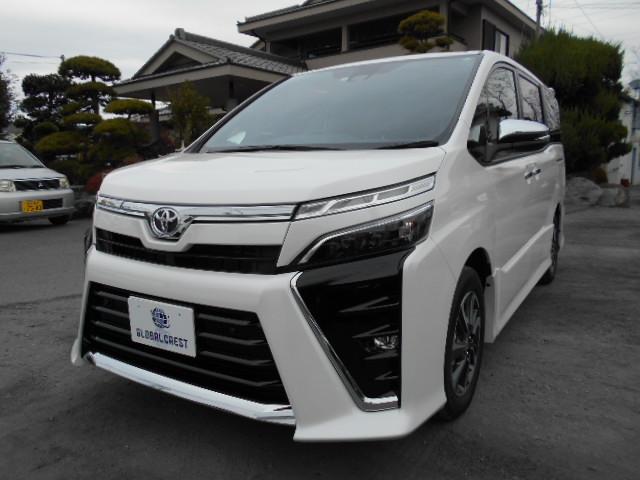 トヨタ ZS 煌III トヨタセーフティセンス