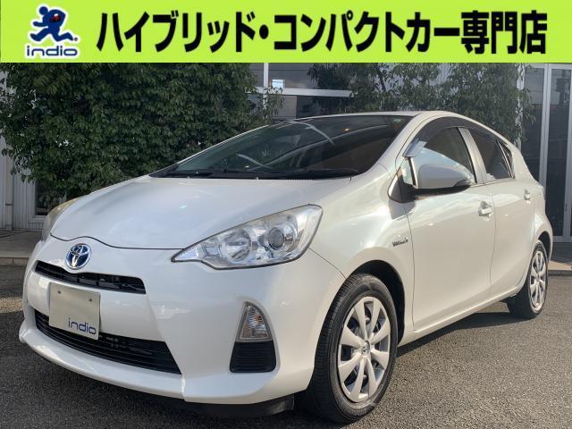 トヨタ S 純正ナビTV スマートキー&プッシュスタート ETC