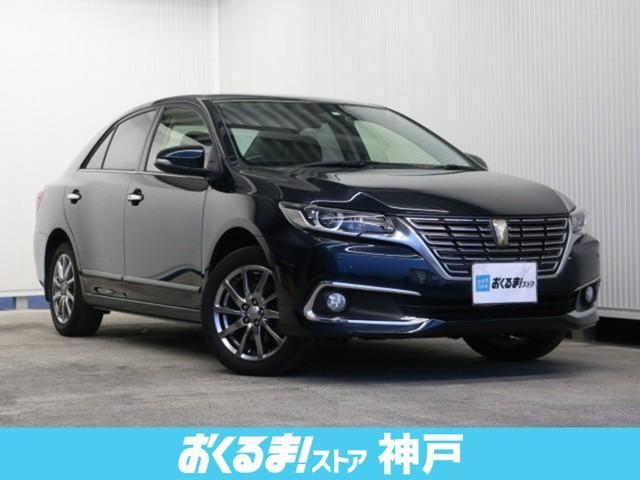 トヨタ プレミオ 2.0G EXパッケージ OP装備車 本革シート クルコン