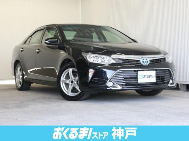 トヨタ ハイブリッド Gパッケージ・プレミアムブラック SDナビTV