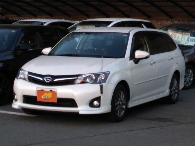 トヨタ 1.8Sエアロツアラー W×B