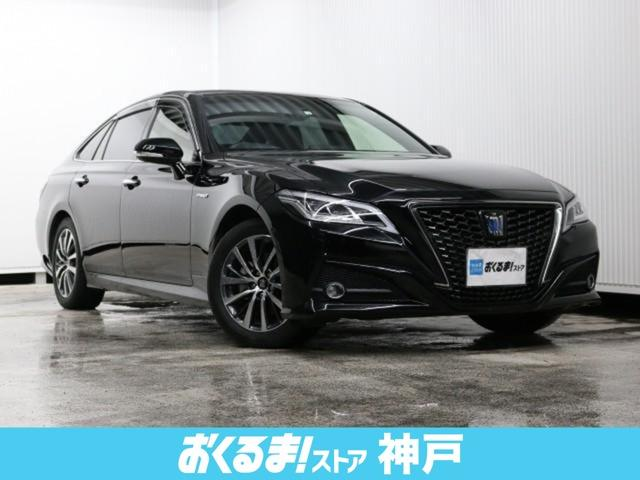 トヨタ G メーカーナビ レーダークルーズ BSM AW LTA