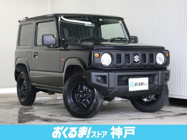 スズキ ジムニー XG スズキ セーフティ サポート 装着車 4WD 5速MT