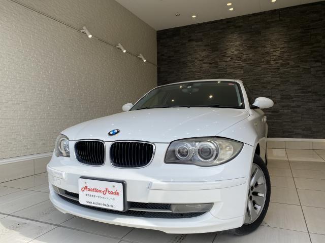 BMW 1シリーズ 116i 純正オーディオ 16インチAW キーレス ETC MTモード付き