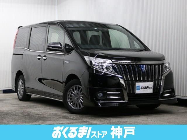 トヨタ ハイブリッドGi 純正フルエアロパーツ F・Rドラレコ ナビ