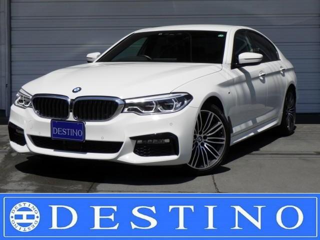 BMW 523d Mスポーツ ハイラインパッケージ