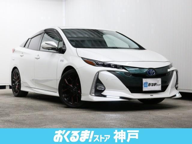 トヨタ Aプレミアム 11.6ナビ TRDエアロ・マフラー