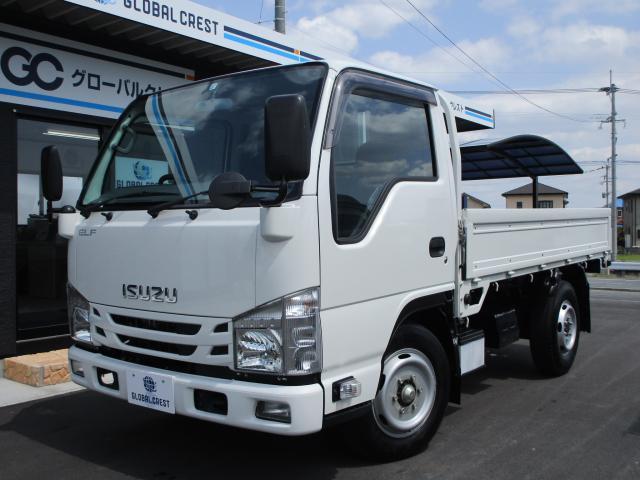 いすゞ エルフトラック 高床 セミオートマ 3.0ディーゼルターボ