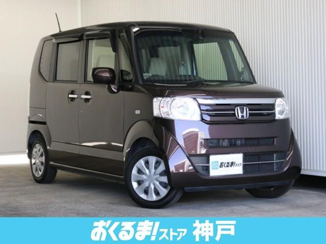 ホンダ N-BOX+ G・Lパッケージ 車いす仕様車 純正ナビ TV Bカメラ