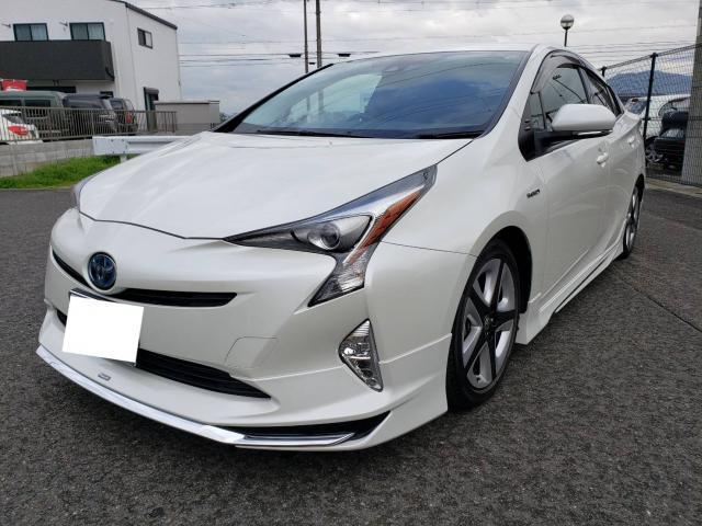 トヨタ Sツーリングセレクションモデリスタ9インチナビ