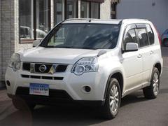 エクストレイル20X 4WD 車検整備付 Tチェーン車 フルセグ DVD Bluetooth スマートキー 横滑防止装置 ナビ